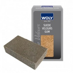 Woly Suede Velour Gum Blocks