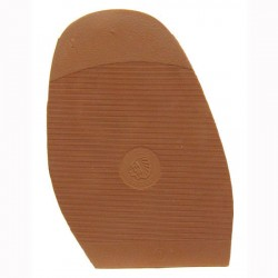 Indiana Long Life Stick On Soles 1.8mm Gents Natural
