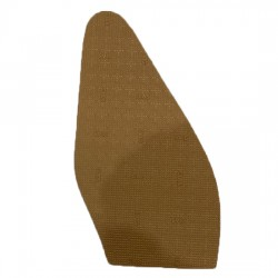 Svig Extreme Stick On Soles Ladies Pointed Tan