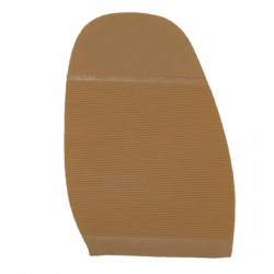 Svig Ribbed Stick On Soles Gents Large Natural