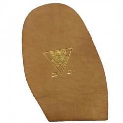 Oak Bark Leather Soles Size 11 4.5mm