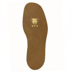 Oak Bark Leather Soles Long Soles 4.5mm