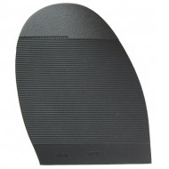 Topy Strie Stick On Soles 3mm Black