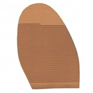 Topy Strie Stick On Soles 3mm Natural