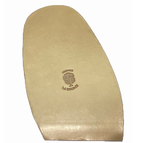 Traditional Italian Leather Soles