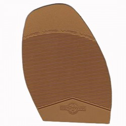 Benchmark V Rib Soles Natural Gents 2mm