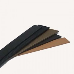 Mixed Rubber Heeling Strips Bundle x 6 strips