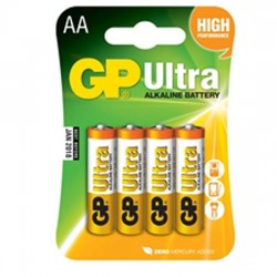 AA Alkaline GP Batteries
