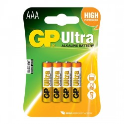 AAA Alkaline GP Batteries