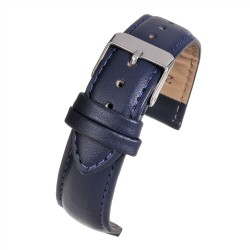 E103P Blue Padded Watch Strap