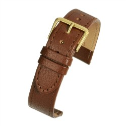 R614S Tan Buffalo Watch Strap